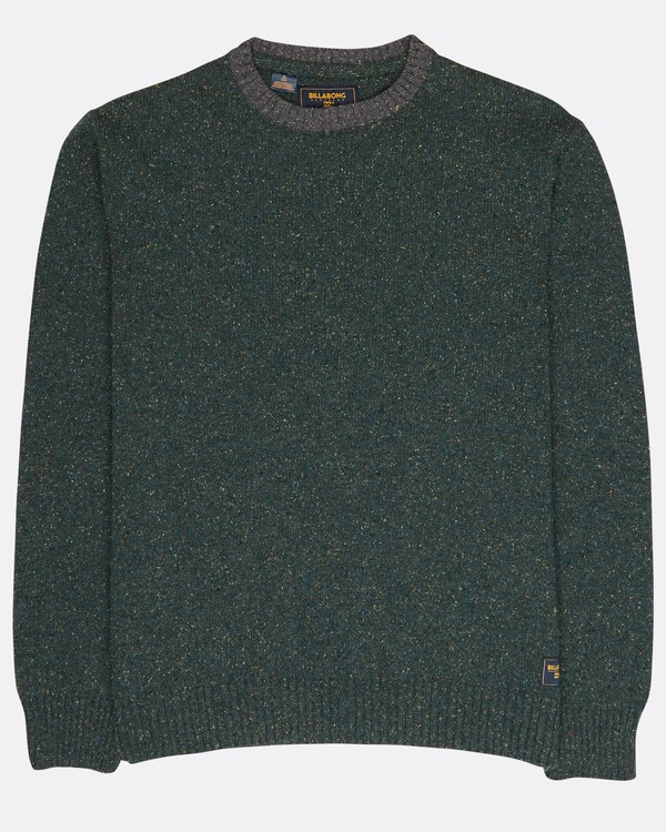 0 Oceanside Recycled Yarn Sweater  L1JP07BIF8 Billabong