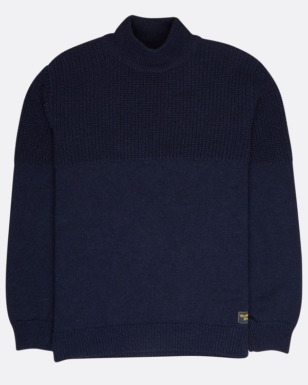 0 Coxos Recycled Denim Sweater Bleu L1JP10BIF8 Billabong