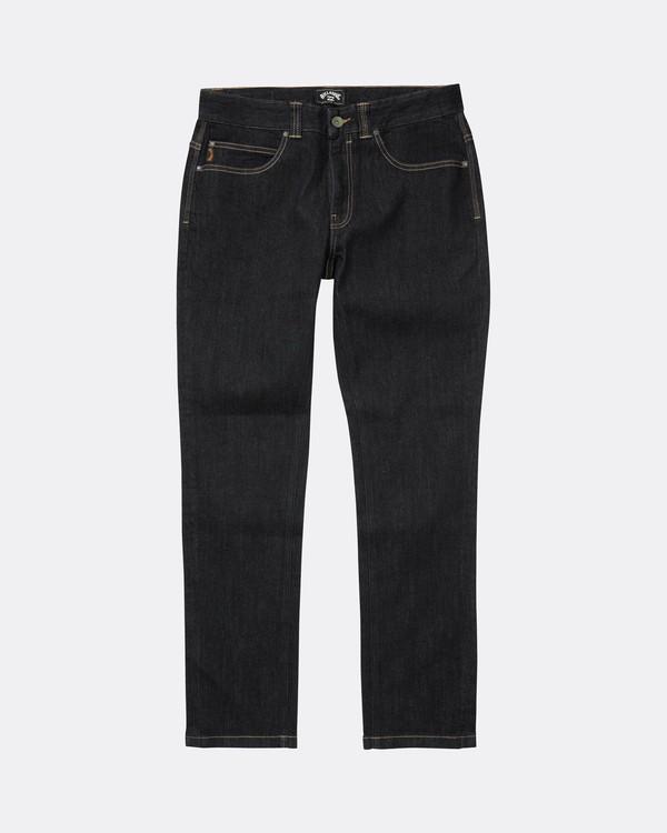 0 Outsider Slim Fit Jeans Blau L1PN02BIF8 Billabong
