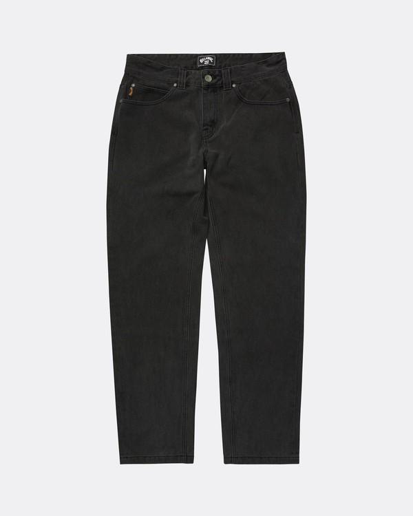 0 Outsider - Jeans für Männer Schwarz L1PN02BIF8 Billabong