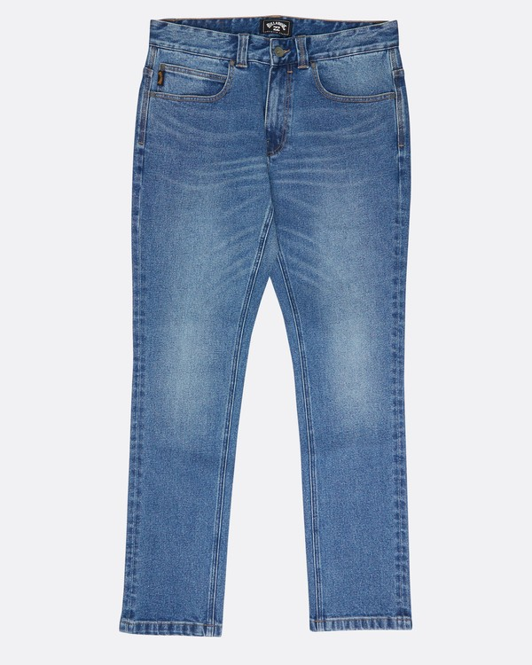 0 Outsider - Jean for Men White L1PN02BIF8 Billabong