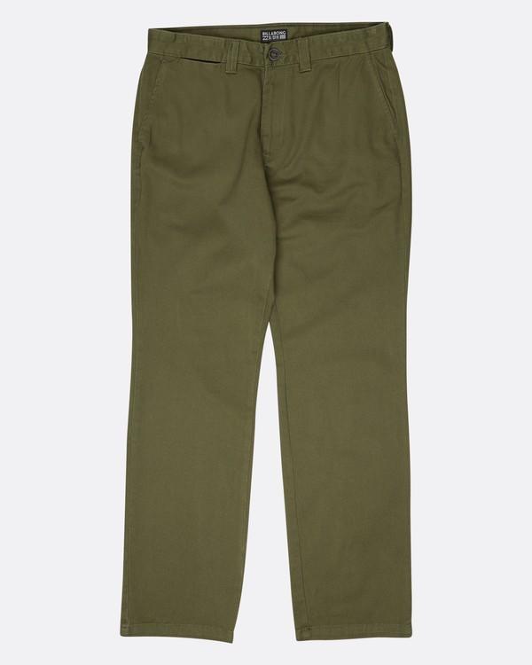 0 Carter Adventure Division Pants  L1PT03BIF8 Billabong