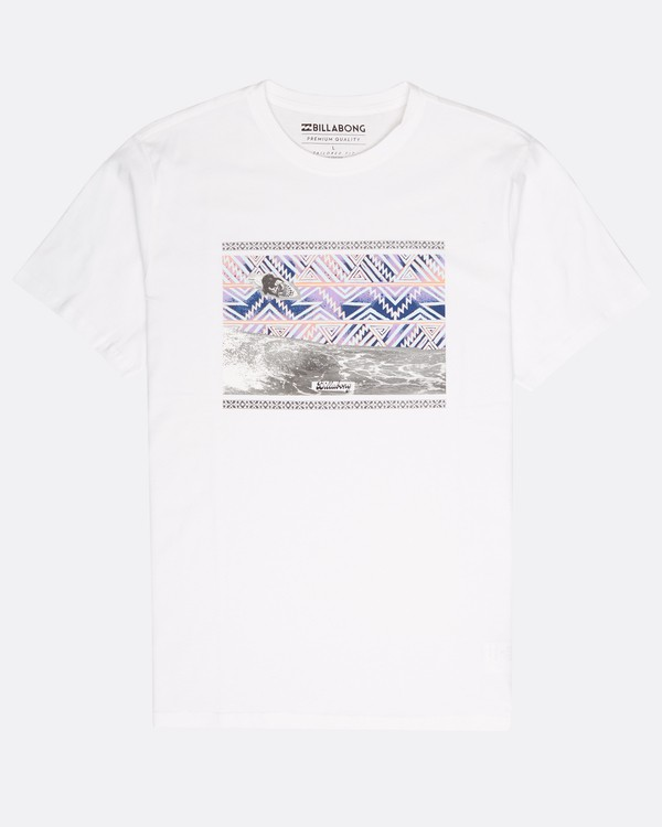 0 Carey T-Shirt  L1SS09BIF8 Billabong
