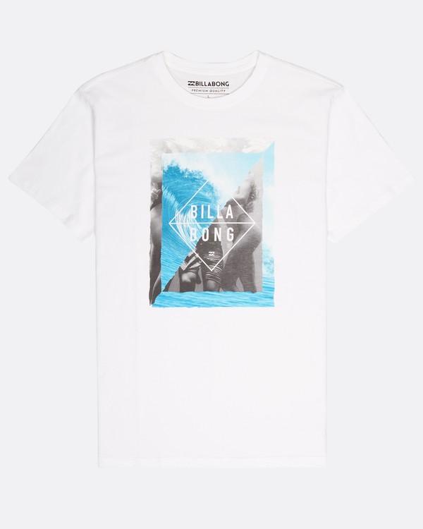 0 Relaxed T-Shirt White L1SS10BIF8 Billabong