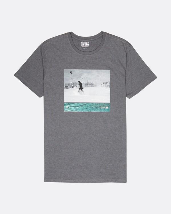 0 Swell Seeker T-Shirt Grau L1SS12BIF8 Billabong