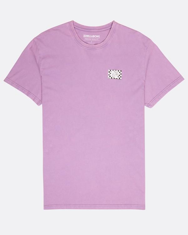 0 Dear One T-Shirt Violett L1SS15BIF8 Billabong