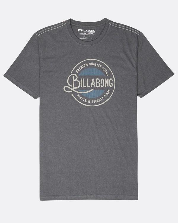 0 Plaza T-Shirt Noir L1SS22BIF8 Billabong