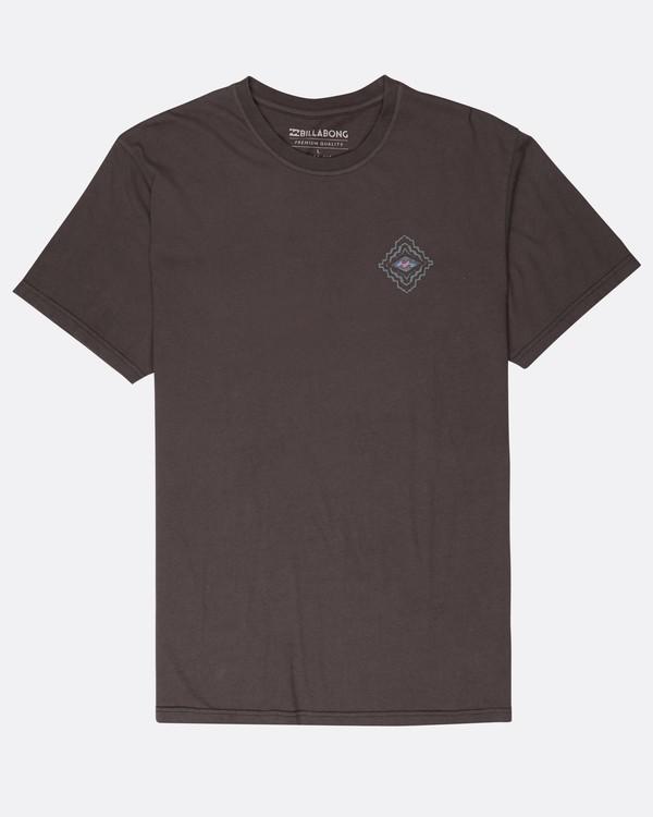 0 Mind Eyes T-Shirt Black L1SS24BIF8 Billabong