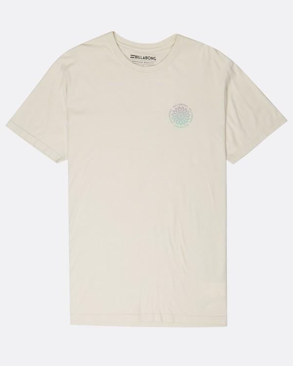 0 Psycadels T-Shirt Beige L1SS33BIF8 Billabong