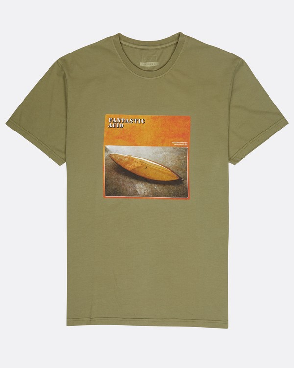 0 Flex Hull T-Shirt Camo L1SS35BIF8 Billabong