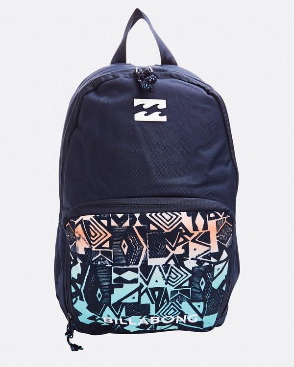 0 Boys Grom Backpack Bleu L2BP51BIMU Billabong