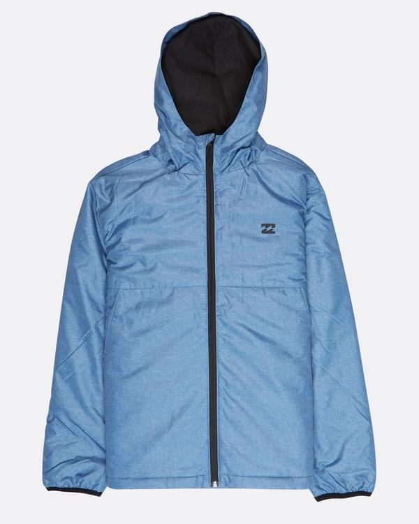 0 Boys Transport Jacket Blau L2JK01BIF8 Billabong