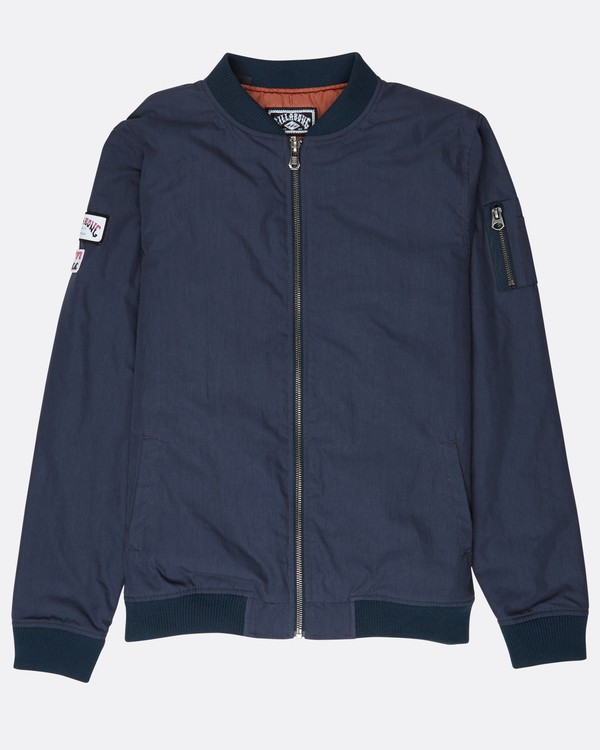 0 Boys Jean Jacket Bleu L2JK02BIF8 Billabong