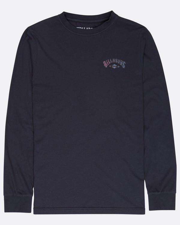 0 Boys Arch T-Shirt Bleu L2LS03BIF8 Billabong