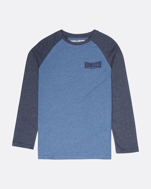 0 Boys Access T-Shirt Bleu L2LS05BIF8 Billabong