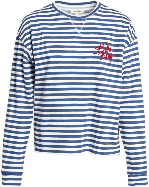 0 Saylor Cropped Body Sweatshirt  L3CR04BIF8 Billabong