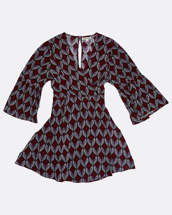 0 Divine Dress Rouge L3DR08BIF8 Billabong
