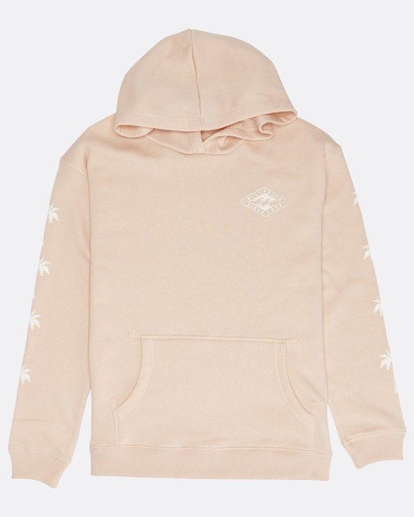 0 Windy Palm 2 Hoodie Beige L3HO03BIMU Billabong