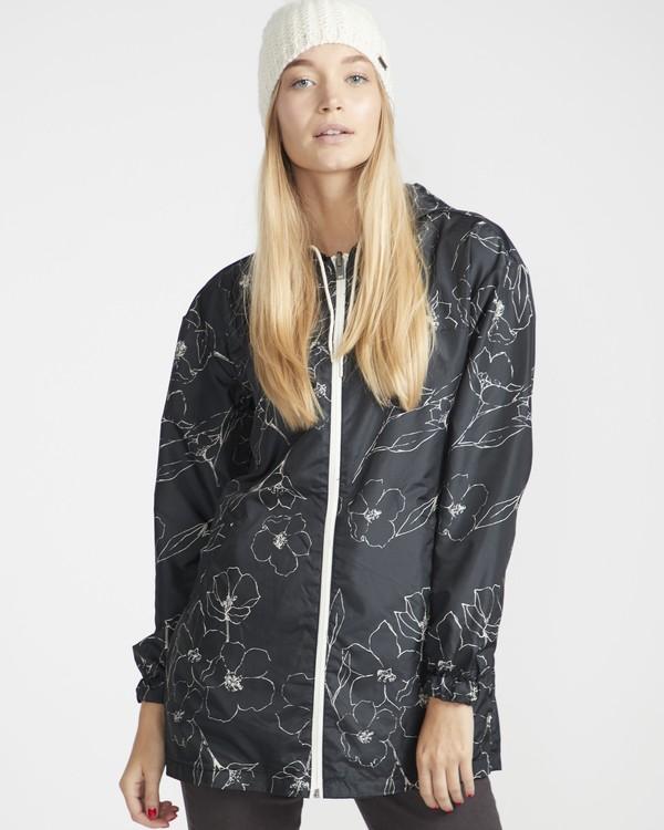 0 Essential Parka Jacket Noir L3JK13BIMU Billabong