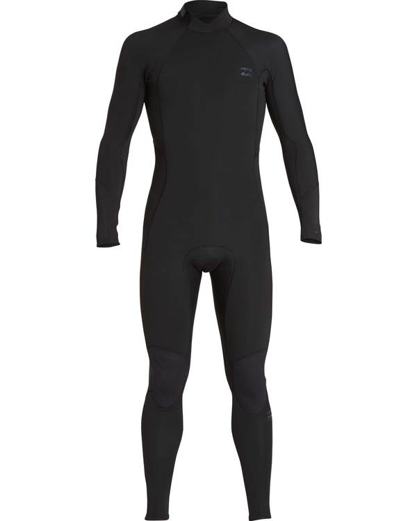 0 3/2 Furnace Absolute Back Zip Gbs Wetsuit Schwarz L43M10BIF8 Billabong