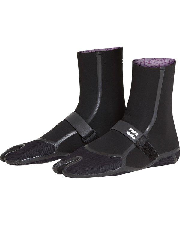 0 3Mm Furnace Carbon Comp Split Toe Boot Noir L4BT26BIF8 Billabong