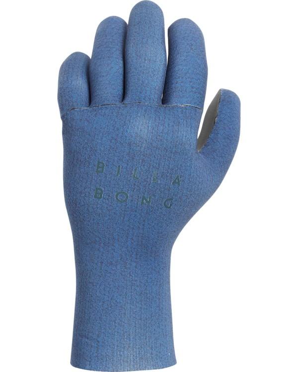0 2Mm Womens Salty Daze Glove Azul L4GL01BIF8 Billabong