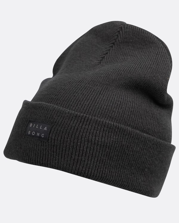 0 Disaster Beanie Grau L5BN06BIF8 Billabong