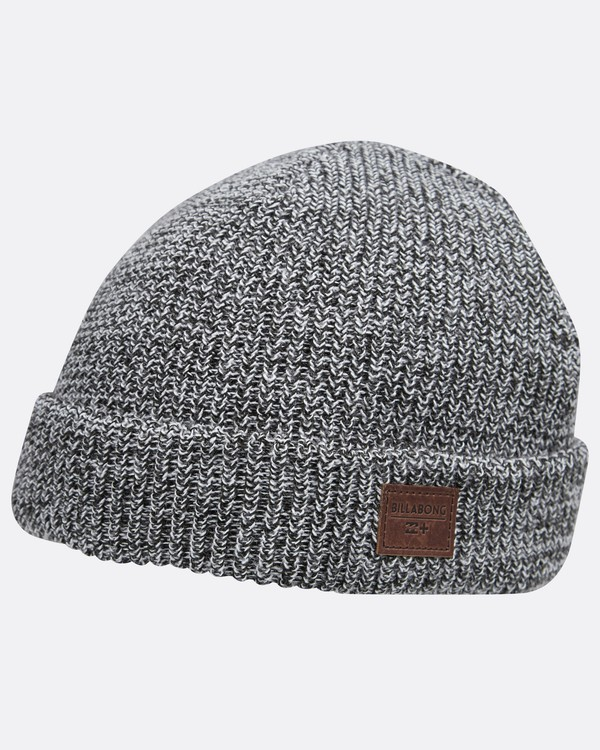 0 Broke Beanie Black L5BN10BIF8 Billabong