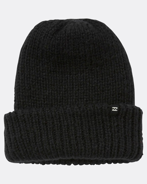 0 Mountain Tripe Snow Beanie Schwarz L6BN02BIF8 Billabong