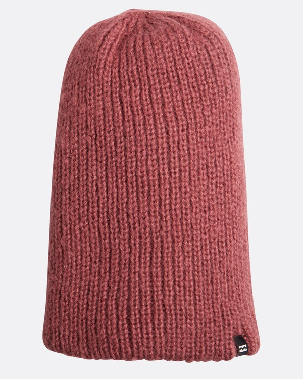 0 Mountain Tripe Snow Beanie Rojo L6BN02BIF8 Billabong