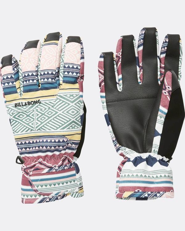 0 Kera Women Snow Gloves  L6GL03BIF8 Billabong