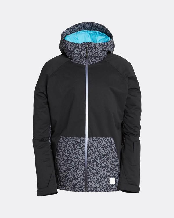 0 All Day 10K Snow Jacket Gris L6JM01BIF8 Billabong