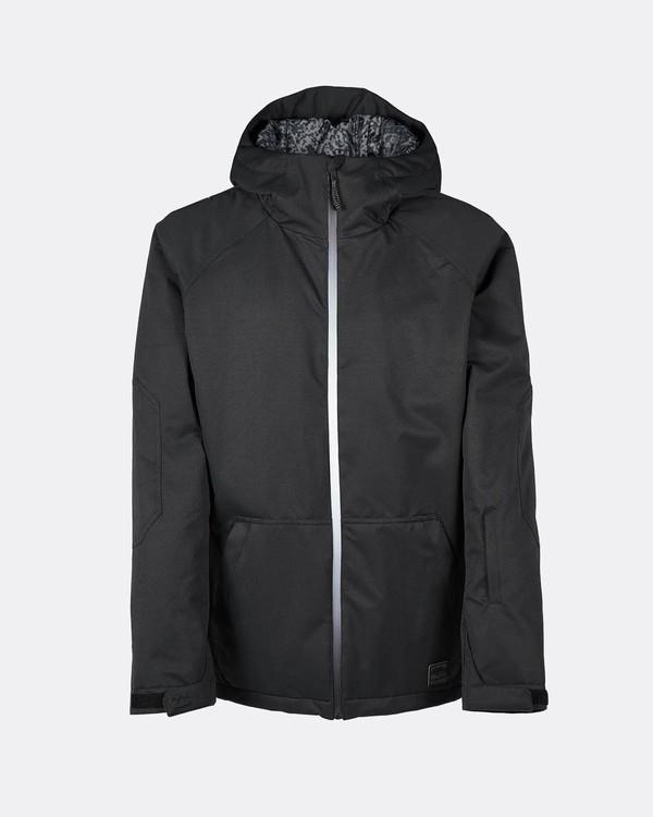 0 All Day 10K Snow Jacket Negro L6JM01BIF8 Billabong