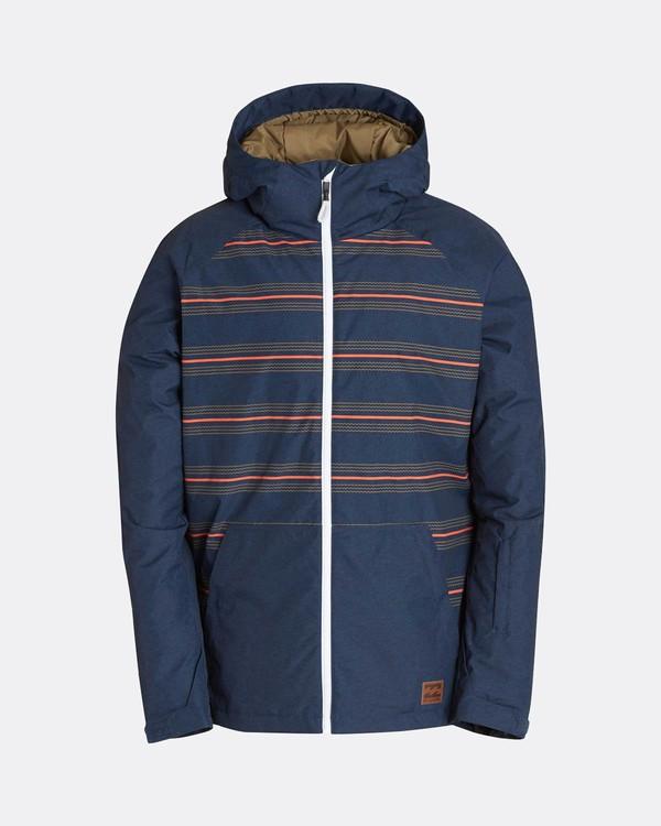 0 All Day 10K Snow Jacket Blau L6JM01BIF8 Billabong
