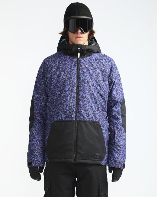 0 All Day 10K Snow Jacket Violett L6JM01BIF8 Billabong
