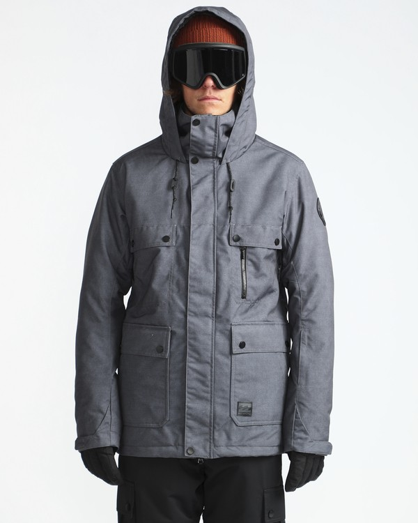 0 Craftman 10K Snow Jacket Negro L6JM03BIF8 Billabong