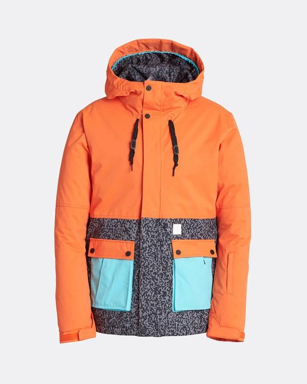 0 Fifty50 10K Snow Jacket Orange L6JM04BIF8 Billabong