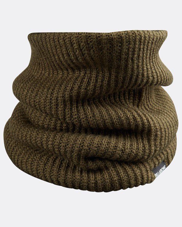 0 Allday Neckwarmer Marron L6NW01BIF8 Billabong