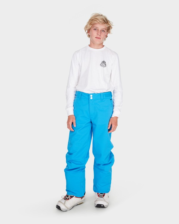 0 TEEN SNOW PANT Blue L6PB01S Billabong