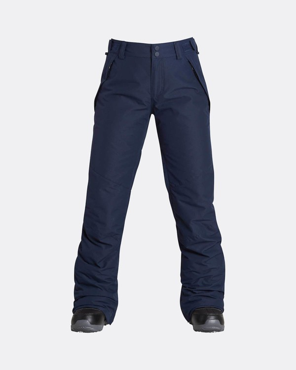 0 Malla 10K Snow Pants Azul L6PF01BIF8 Billabong