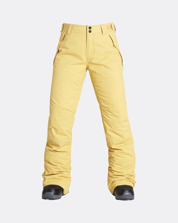 0 Malla 10K Snow Pants Beige L6PF01BIF8 Billabong