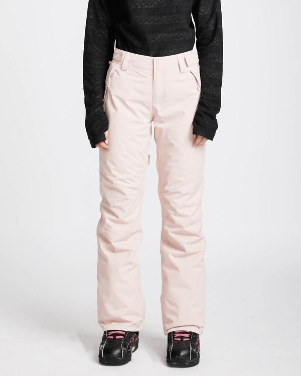 0 Malla 10K Snow Pants Rosa L6PF01BIF8 Billabong