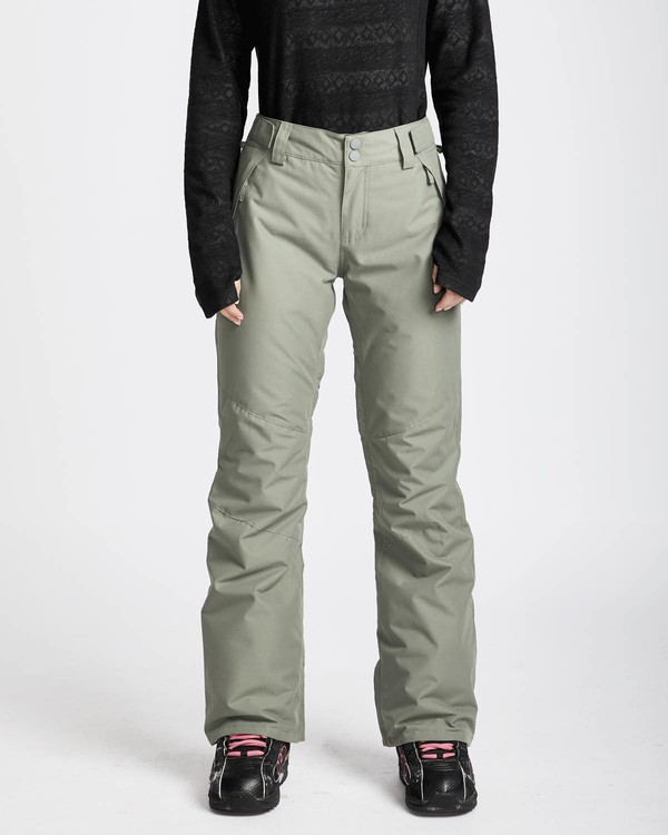 0 Malla 10K Snow Pants Verde L6PF01BIF8 Billabong