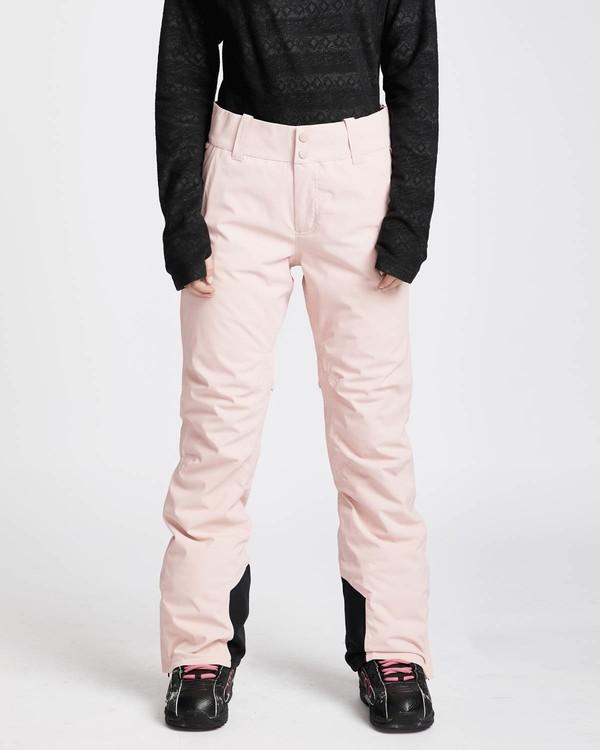 0 Gaia 45K Primaloft Snow Pants Pink L6PF04BIF8 Billabong