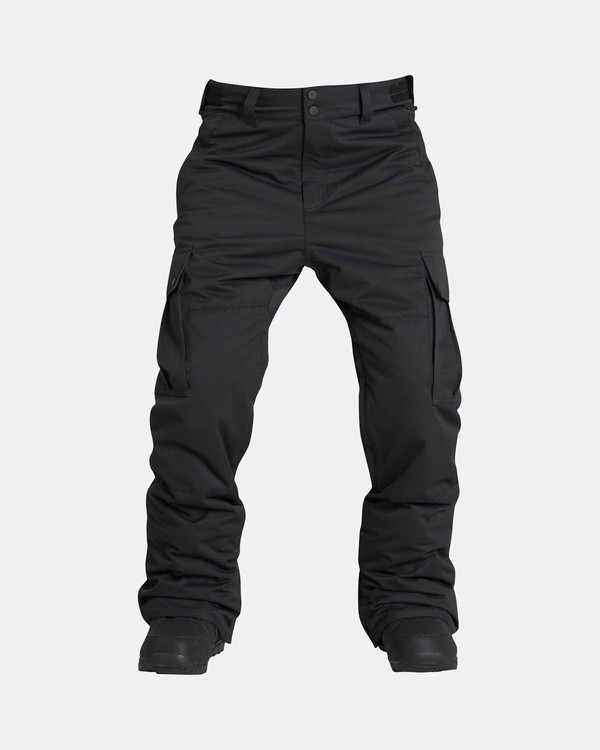0 Transport 10K Snow Pants Schwarz L6PM01BIF8 Billabong