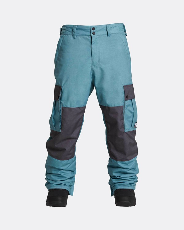 0 Transport 10K Snow Pants Blau L6PM01BIF8 Billabong