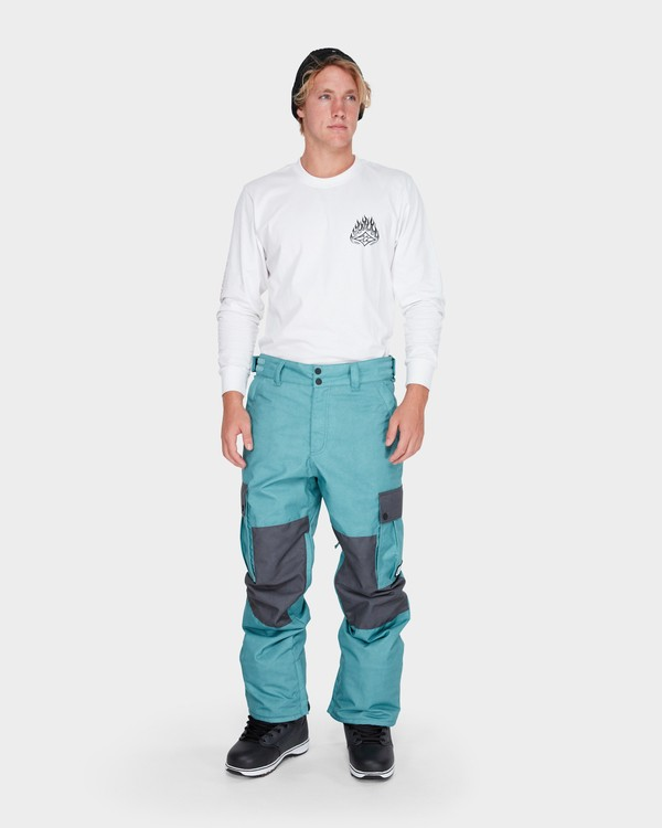 0 Transport Snow Pant Blue L6PM01S Billabong