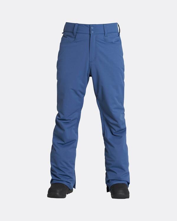 0 Outsider 10K Snow Pants Azul L6PM02BIF8 Billabong