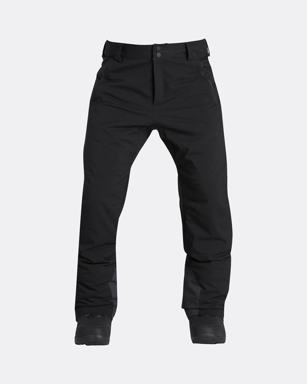 0 OUTSIDER SNOW PANT Black L6PM02S Billabong