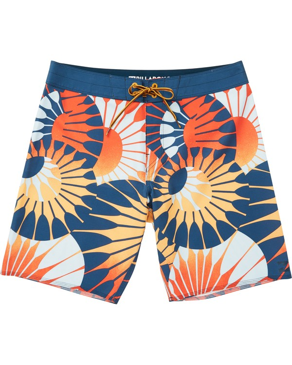 0 Sundays Airlite Boardshorts Red M102NBSU Billabong